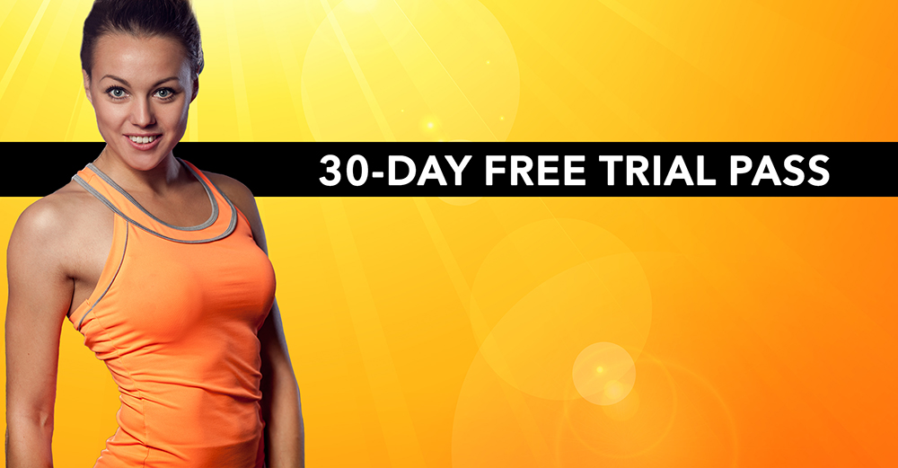 30-Day Free Trial Gym Pass