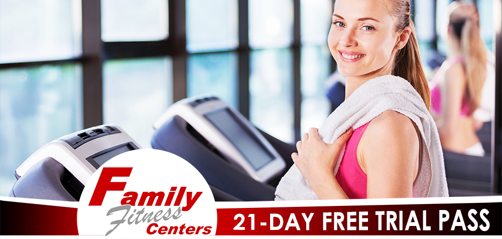 21-Day Free Trial Gym Pass Page Image