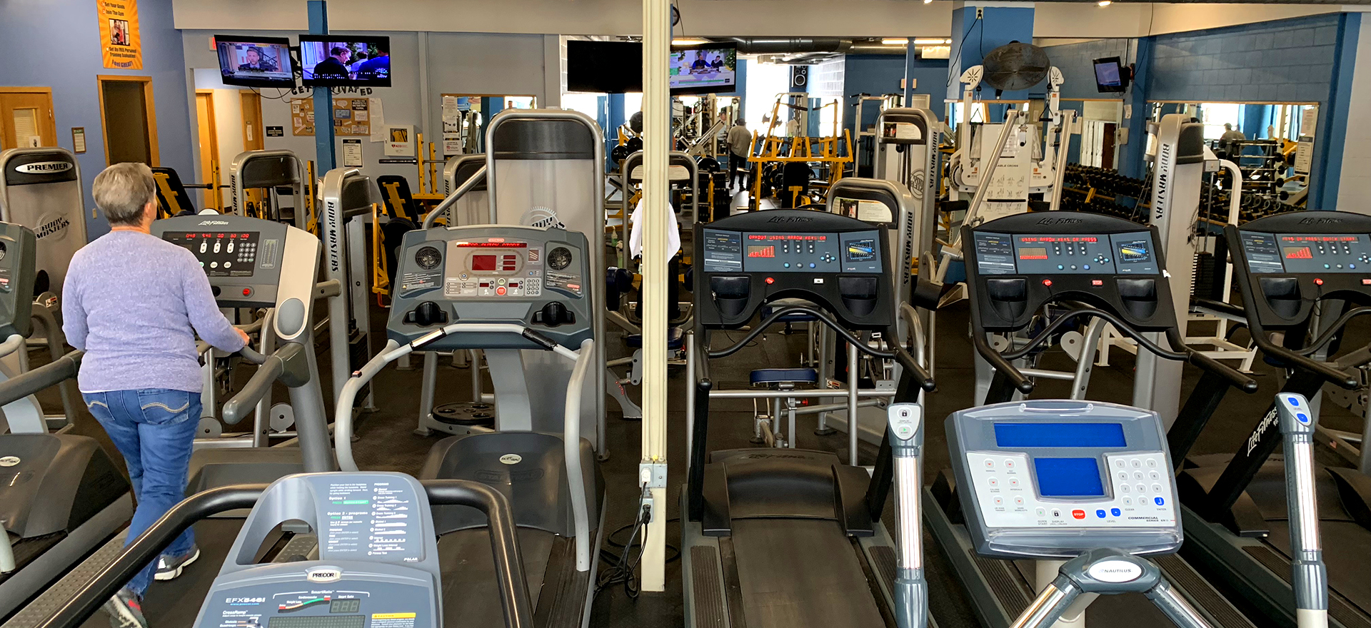 All About Family Fitness Center of North Muskegon, Michigan