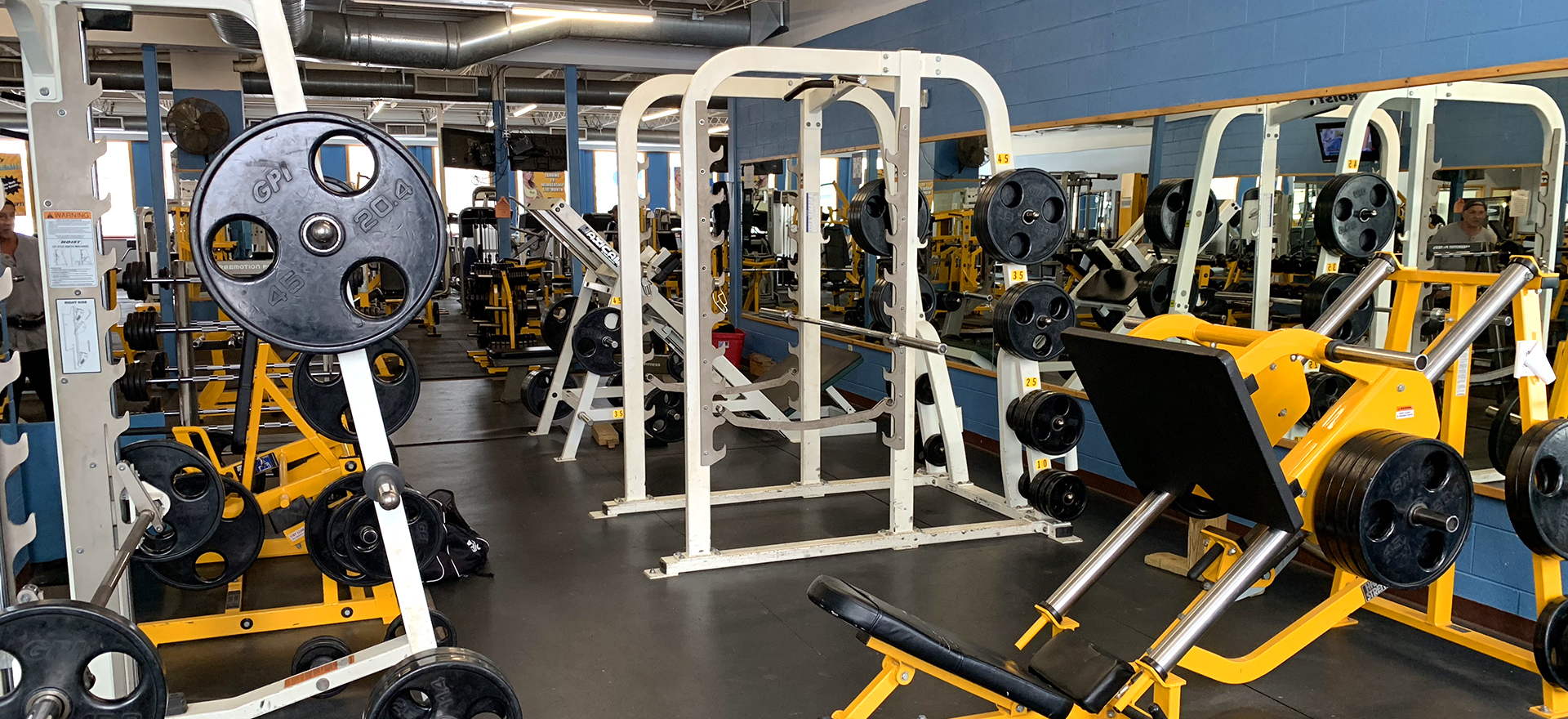 Family fitness of north muskegon amenities facilities & services