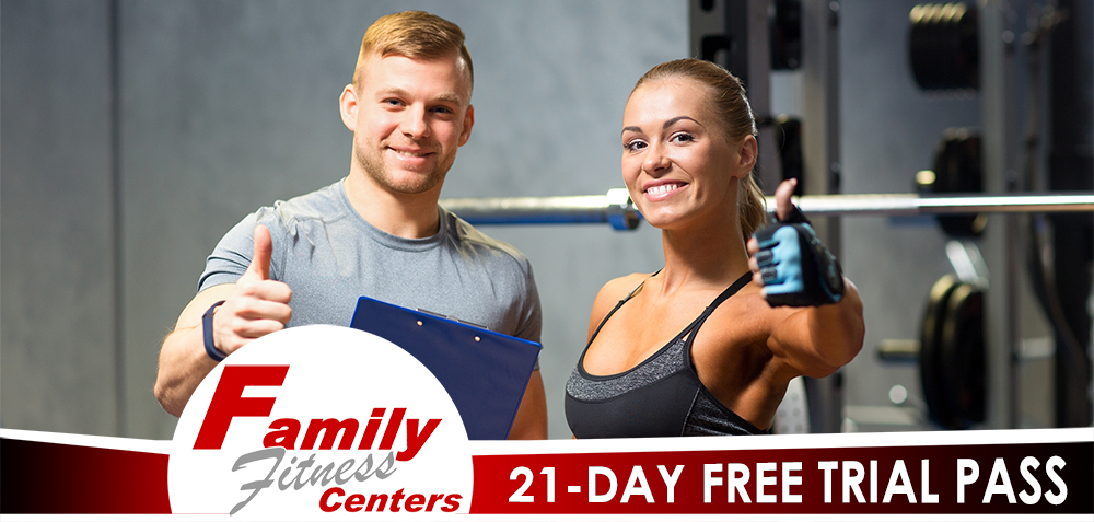 21-Day Free Trial Pass Promotions Page Image